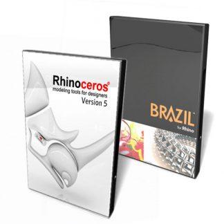 rhino brazil